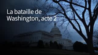 La bataille de Washington, acte 2