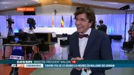 RTL INFO 19H : Coronavirus: le point sur les mesures prises par les gouvernements ...