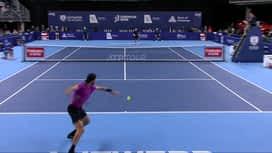 European Open : Evans - Khachanov