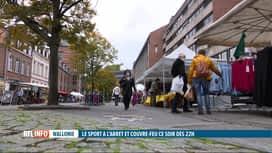 RTL INFO 19H : Coronavirus: les Wallons réagissent aux dernières communications