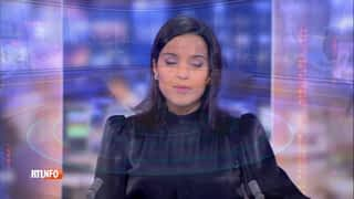 RTL INFO 19H : RTL INFO 19 heures (24/10/20)