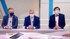 RTL INFO 19H : Coronavirus: les nouvelles mesures au coeur des débats de C'est pas...