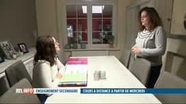 RTL INFO 19H : Coronavirus: le casse-tête pour les parents du secondaire