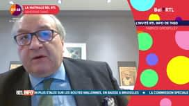 L'invité de 7h50 : Vincent Frédéric