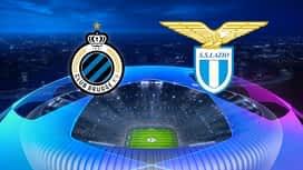 Champions League : 28/10 : FC Bruges - Lazio