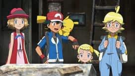 Pokemon : S19E15 La source prisonnière !