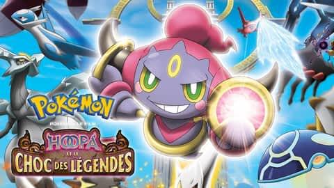 Pokémon 18 : Hoopa et le choc des légendes en replay