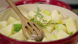 Loïc, fou de cuisine : Stoemp saucisse