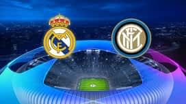 Champions League : 03/11 : Real Madrid - Inter Milan (Les buts)