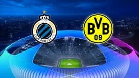 Champions League : 04/11: FC Bruges - Dortmund (les buts)