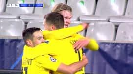 Champions League : 04/11: FC Bruges - Dortmund : 1ère mi-temps