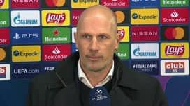 Champions League : 04/11: Philippe Clément (FC Bruges)