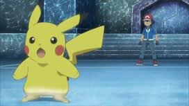 Pokemon : S19E29 Un vrai brise-glace !