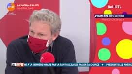 L'invité de 7h50 : Thierry Bodson (09/11)