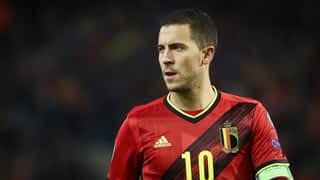 Nations League : 11/11 : Belgique - Suisse