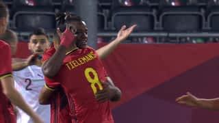 Belgique 1 - 1 Suisse