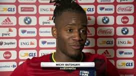 Nations League : 11/11 : Michy Batshuayi (Belgique)