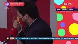La matinale Bel RTL : Georges-Louis Bouchez (12/11)