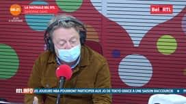 La matinale Bel RTL : Votez pour moi du 12/11