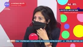 L'invité de 7h50 : Zakia Khattabi (13/11)