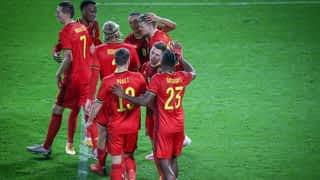 15/11 : Belgique - Angleterre