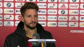 Nations League : 15/11 : Dries Mertens (Belgique)