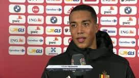 Nations League : 15/11 : Youri Tielemans (Belgique)