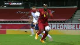 Nations League : 15/11 : Belgique - Angleterre : 2ème mi-temps