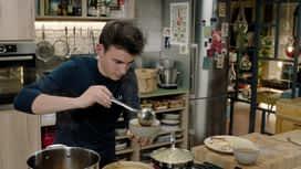 Loïc, fou de cuisine : Soupe à l'oignon et croque