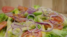 Loïc, fou de cuisine : Sandwich cubain et sa salade