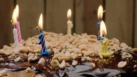 Loïc, fou de cuisine : Gâteau d'anniversaire façon Snickers