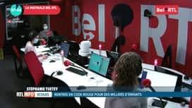 La matinale Bel RTL : Emission du 16/11