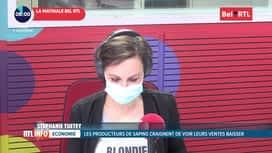 La matinale Bel RTL : RTL info 8h du 17/11