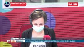 RTL INFO sur Bel RTL : RTL info 8h du 17/11
