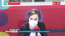 La matinale Bel RTL : Emission du 17/11