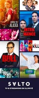 SALTO, la plateforme de TV & streaming : 1er mois offert !