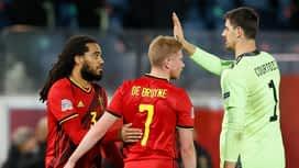 Nations League : 18/11: Belgique - Danemark (les buts)