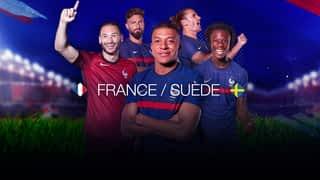 France - Suède: le résumé du match