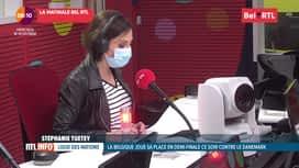 RTL INFO sur Bel RTL : RTL info 8h00 du 18/11