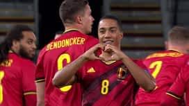 Nations League : 18/11: Belgique - Danemark ( performance Tielemans)