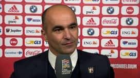 Nations League : 18/11: Roberto Martinez (Belgique)