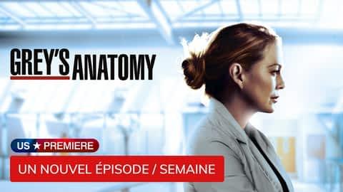 Grey's Anatomy en replay