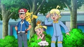 Pokemon : S19E45 Le premier jour du reste de ta vie !