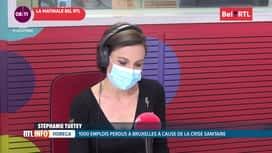 RTL INFO sur Bel RTL : RTL info 8h du 19/11
