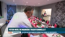 RTL INFO 13H : Coronavirus: pour le ministre de la Santé, Noël sera en mode mineur