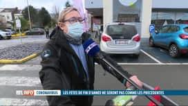 RTL INFO 13H : Coronavirus: que pensent les Belges de fêtes différentes cette année?