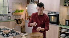 Loïc, fou de cuisine : Gratin légumes d'antan et rosbif