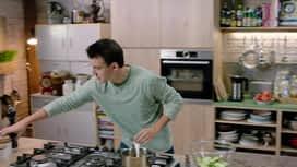Loïc, fou de cuisine : Club Samson, Poulet mariné et légumes d'automne