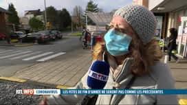 RTL INFO 19H : Coronavirus: que pensent les Belges de fêtes différentes cette année ?