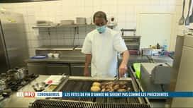 RTL INFO 19H : Coronavirus: nouveau coup dur pour l'Horeca et les commerces non...